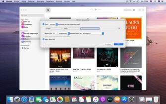 macOS Catalina muziek-app opvolger iTunes slimme afspeellijsten