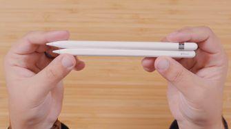 Apple Pencil 1 vs. Apple Pencil 2 16x9