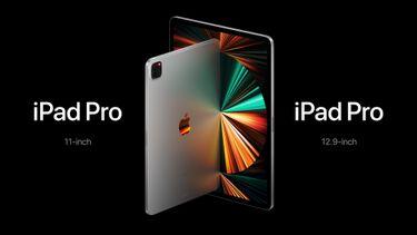 De nieuwe Apple iPad Pro M1