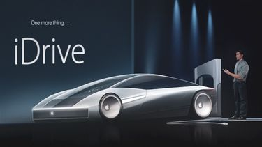 Apple iDrive concept