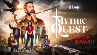 Apple TV+ Mythic Quest