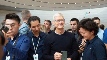 Kwartaalcijfers Q1 2020 Apple Tim Cook