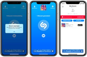 shazam offline screenshots