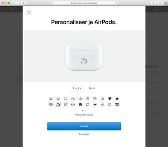 AirPods emoji