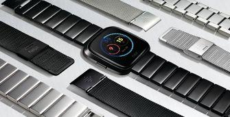 Fitbit Versa Metal Accessories