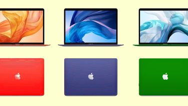 MacBook in kleur