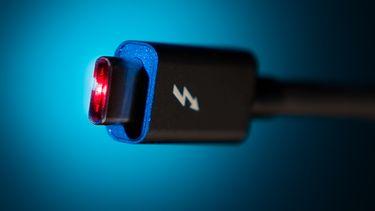 Thunderbolt 4 Apple Silicon Mac