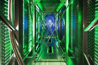 Google Data Center in Oklahoma iCloud