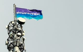 5G Belgie Proximus mast