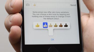 Skintone emoji