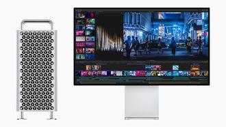 Mac Pro en Pro XDR Scherm