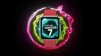 watchOS 7 Apple Watch WWDC20