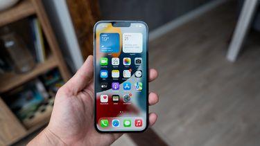 iPhone 13 Pro Max ios 15