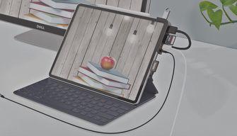 Kanex iPad Pro USB-C 16x9