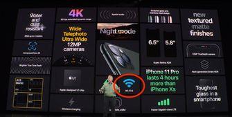 Phil Schiller kondigt functies iPhone 11 aan