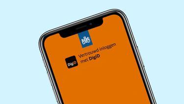 iPhone DigiD