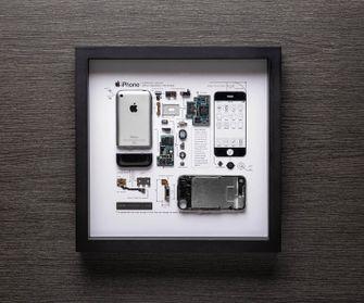 iPhone GRID 1