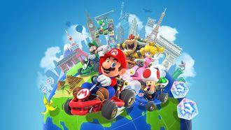 Mario Kart Tour 16x9