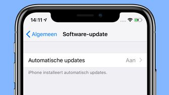 iOS 12.0.1 automatische update