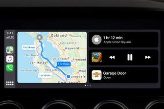 CarPlay iOS 13.4