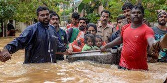 Kerala overstroming