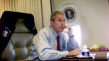 George W. Bush 9/11 Apple TV+