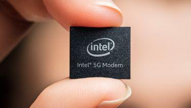 Intel 5G modem iPhone