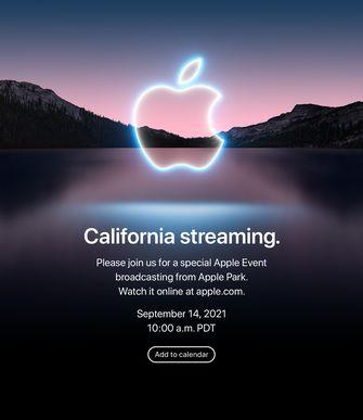 Apple iPhone 13 aankondiging