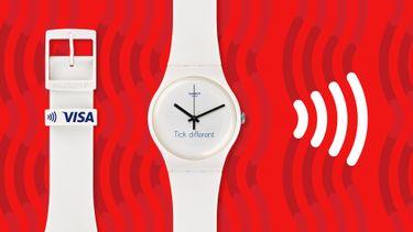 Swatch Tick Different Apple Watch