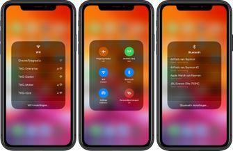 iOS 13 bedieningspaneel wi-fi bluetooth 001