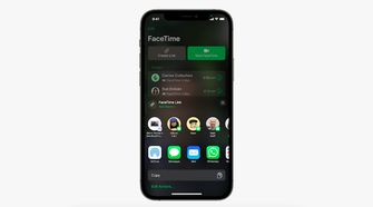 WWDC 21 Facetime Link