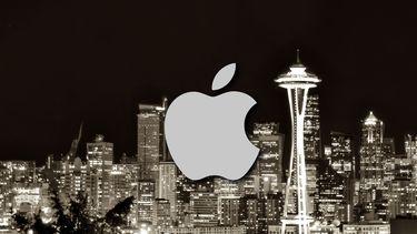 Apple hub in Seattle
