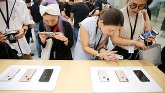 iPhone Xs overspoelt Instagram nieuws