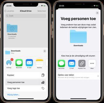 iOS 13.4 iCloud Drive delen 001