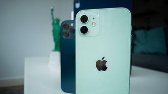 Apple iPhone 12 en 12 Pro