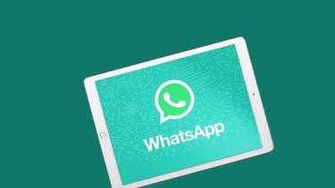 WhatsApp iPad