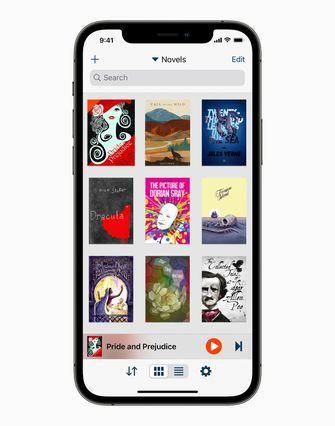 Apple Design Awards 2021 Voice Dream Reader