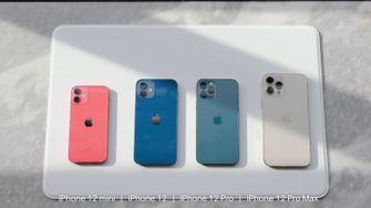 iPhone 12 mini en iPhone 12 Pro Max