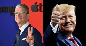 Klimaatakkoord, Trump en Cook