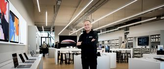 Ed Bindels Amac oprichter ceo Apple museum