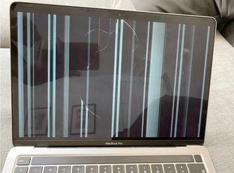 MacBook M1 schermprobleem