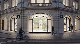 Apple Store Amsterdam - 640