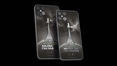 iPhone 12 Pro Musk