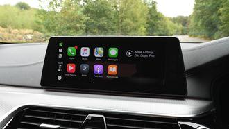 Apple CarPlay in BMW