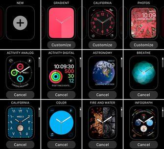Apple Watch wijzerplaten 1