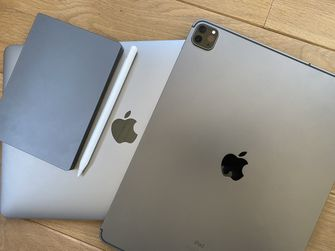 iPad Pro (2020) preview
