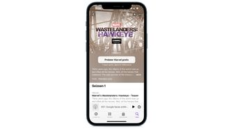 Marvel Apple Podcasts