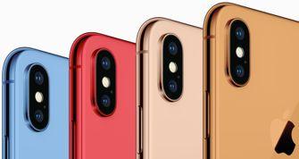 iPhone X Plus budget iPhone vertraagd