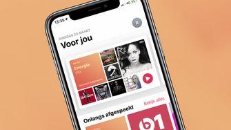Apple Music Energie Mix 16x9