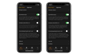 Apple Watch screenshot maken